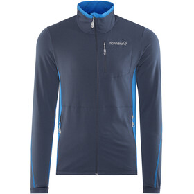Norrøna M's Bitihorn Warm1 Stretch Jacket Hot Sapphire